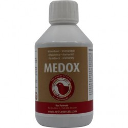The Red Pigeon Medox 250ml ESB3 natural ( anticociciosis )