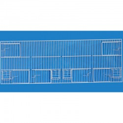 Frontal StrongCages 60 x 35 cm