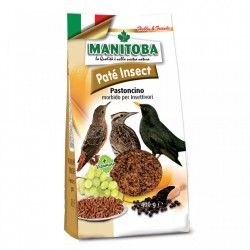 Pasta Insectivoros Pasta Insect Manitoba 400 gr.